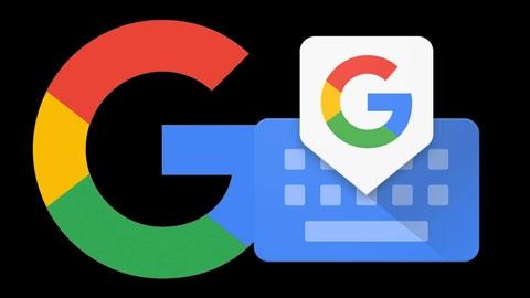 iPhone ve iPad için Google Uygulaması; Gboard