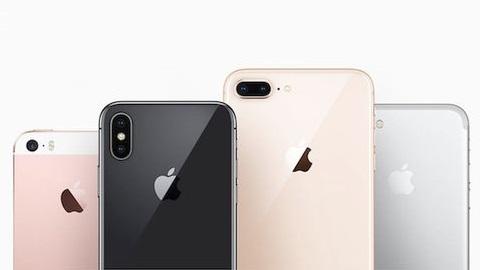 iPhone X, iPhone SE ve iPhone 6s'nin üretimi sonlandırıldı