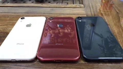 iPhone XR, XS ve XS Plus'ın 21 Eylül'de satışa çıkması bekleniyor