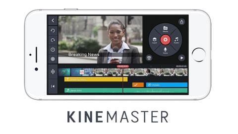 KineMaster iOS Video Düzenleme Uygulaması