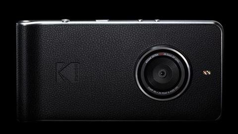 Kodak markalı ikinci telefon tanıtıldı