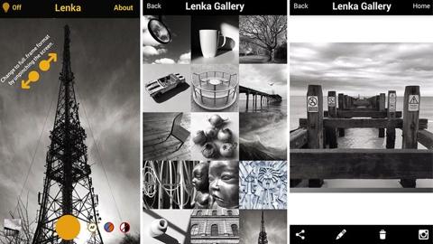 Lenka Android Uygulaması