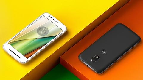 Moto E3: Lenovo'nun yeni bütçe dostu Motorola telefonu