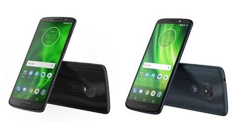 Lenovo, Moto G6 ve Moto E5 serisi telefonlarını tanıttı