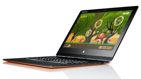 Lenovo Yoga 3 Pro dizüstü-tablet melezi duyuruldu