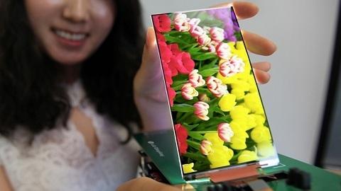 LG Display, dünyanın en ince Full HD LCD panelini duyurdu