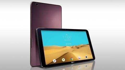 Snapdragon 800 çipsetli LG G Pad 2 10.1 duyuruldu