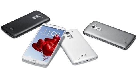 LG G Pro 2 resmiyet kazandı