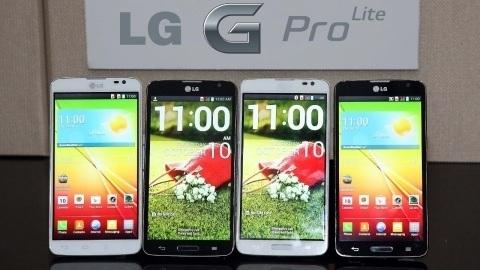 LG G Pro Lite duyuruldu: 5.5 inç qHD ekran, stylus kalem, 3.140 mAh pil