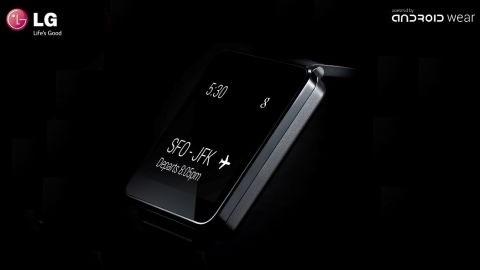 LG G Watch resmen duyuruldu