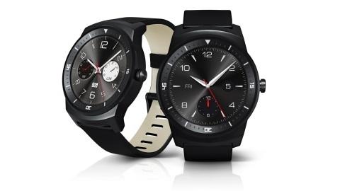 Yuvarlak OLED ekranlı LG G Watch R IFA 2014 öncesi tanıtıldı