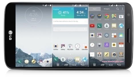 LG G2 için LG G3 kullanıcı arayüzü güncellemesi doğrulandı