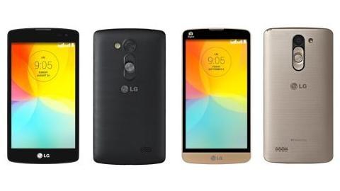 LG G2 Lite ve LG L Prime duyuruldu