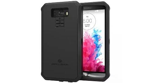 LG G3 için 9000 mAh bataryalı kılıf