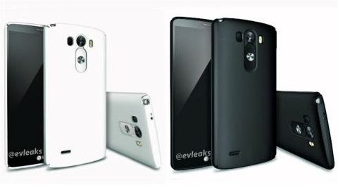LG G3'ün ilk resmi görüntüleri sızdı
