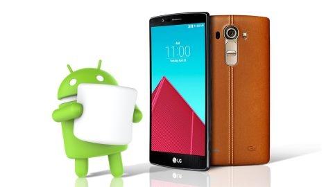 Android 6.0 Marshmallow güncellemesi alacak ilk telefon: LG G4