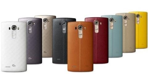 LG G4 basın görüntüleri internete sızdı