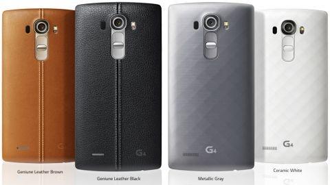 LG G4 resmen tanıtıldı
