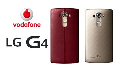 LG G4 Vodafone Kampanyası