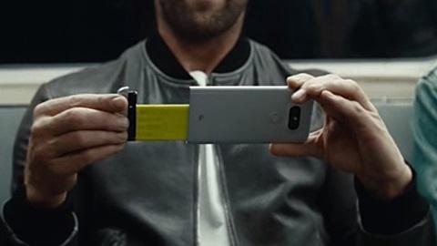 LG G5 için ilk TV reklamı yayınlandı