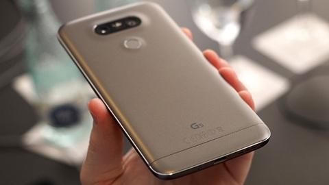 LG G5 bir ayda 1,6 milyon sattı