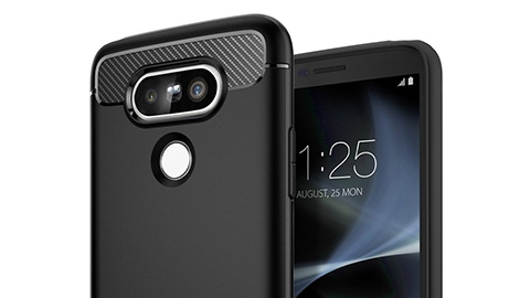 Spigen'in LG G5 için hazırladığı ilk kılıf görüntülendi