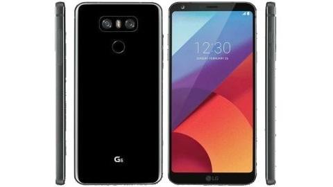 LG G6'nın ilk resmi görüntüsü