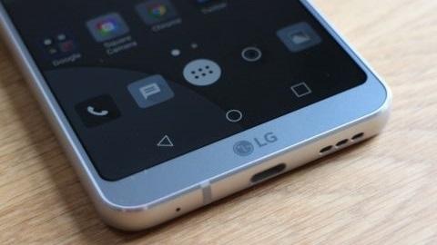 LG G6 dayanıklılık testi