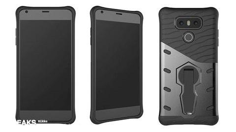 İlk LG G6 kılıfı görüntülendi