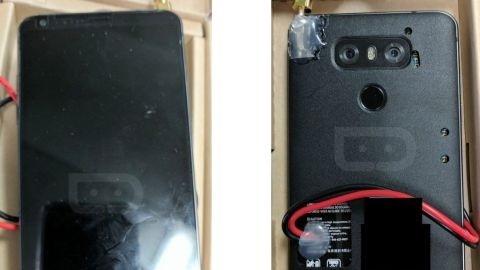 LG G6 ilk kez görüntülendi