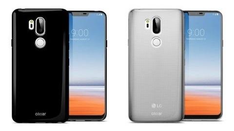 LG G7'nin kılıf görüntüleri ortaya çıktı