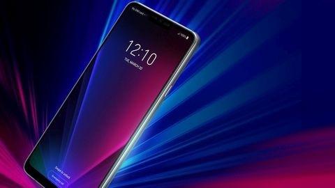 LG G7 ThinQ'ten yeni görsel
