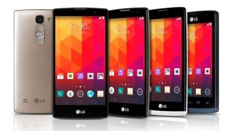 LG Magna, Spirit, Leon ve Joy akıllı telefonları resmiyet kazandı