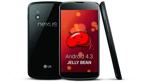 LG Nexus 4, Android 4.3'e nasıl güncellenir?