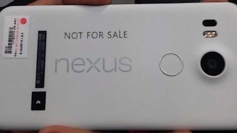2015 model LG Nexus 5'in yeni bir prototip görüntüsü internete sızdı