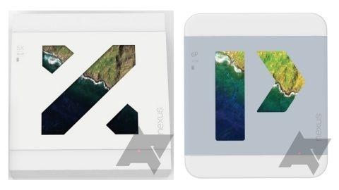 LG Nexus 5X ve Huawei Nexus 6P'den yeni görüntüler ortaya çıktı
