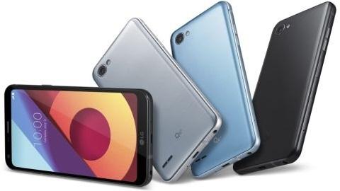 Uzun ekranlı LG Q6 serisi telefonlar resmen tanıtıldı