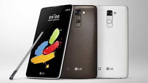 LG Stylus 2 duyuruldu