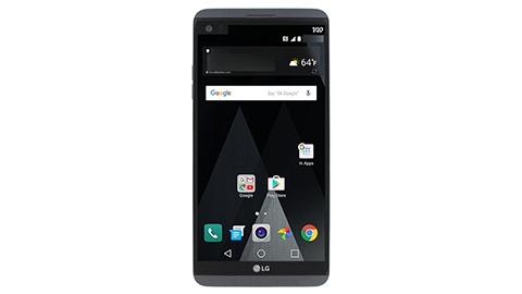 LG V20'nin ilk basın görseli