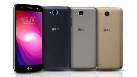 4500 mAh pilli LG X power2'nin çıkış tarihi ertelendi