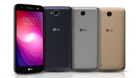 4500 mAh pilli LG X power2 tanıtıldı