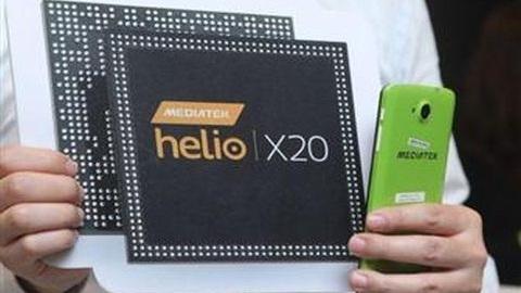 10 nm üretim süreciyle geliştirilen MediaTek Helio X30'dan detaylar