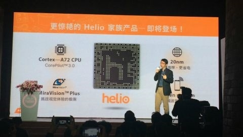 On çekirdekli MediaTek Helio 20'ye eşlik edecek GPU ve diğer detaylar