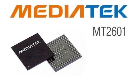 Android Wear saatler için MediaTek MT2601 çipset duyuruldu