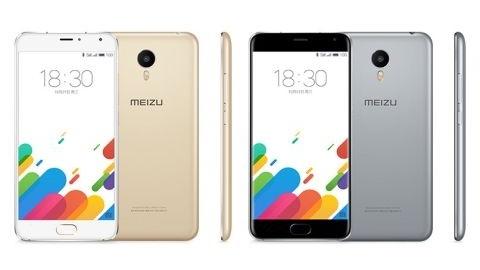 Meizu, YunOS platformunu kullanan ilk telefonunu tanıttı