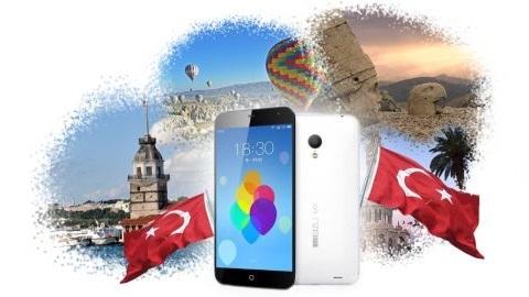 Meizu MX4 Türkiye fiyatı açıklandı