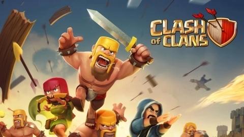 Meşhur strateji oyunu Clash of Clans Android için Google Play Store'de yayımlandı