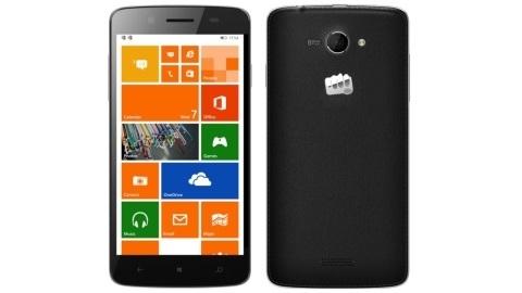 Micromax'ın 6 inçlik Windows Phone telefonu resmen doğrulandı