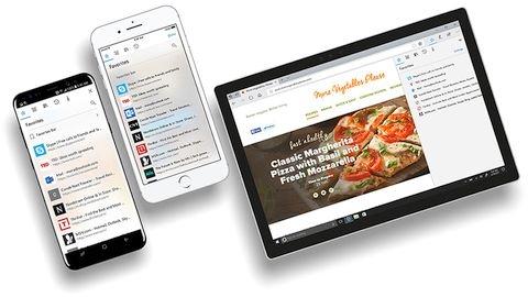 Microsoft Edge tarayıcısı iOS ve Android için test edilmeye başladı