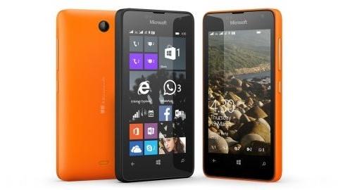 180 liralık Microsoft Lumia 430 tanıtıldı